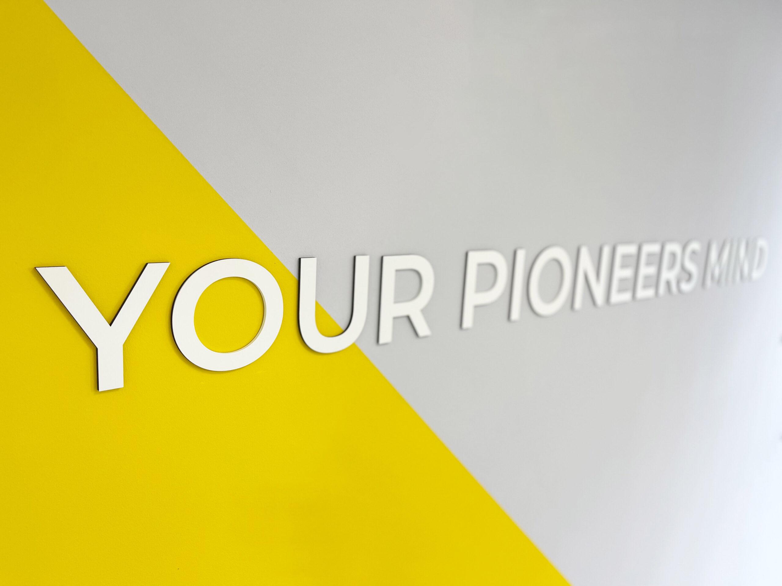 Your Pioneers Mind Mockup