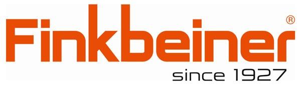 Finkbeiner Logo auf weißem Hintergrund