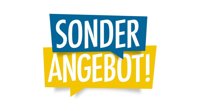 Sonderangebot Sticker